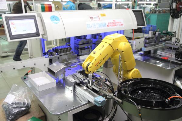 FANUC_Automatic Robot Arm