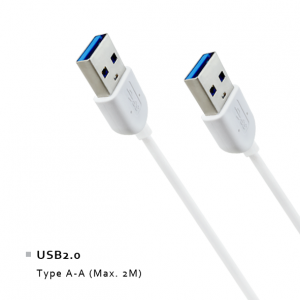 USB2.0-Type-A-A Max.2M